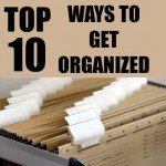 10 Top Social Ways to Get Organized