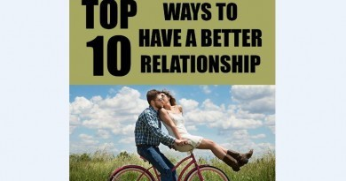 Top 10 ways to have better relationship