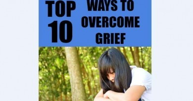 Top 10 ways to overcome grief