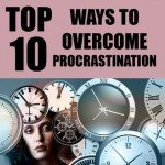 Top 10 Successful Ways to Overcome Procrastination