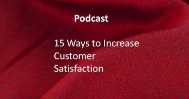 15 Ways to Increase Customer Satisfaction.