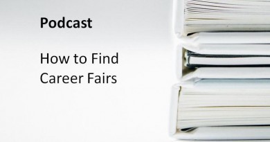 How to Find Career Fairs.