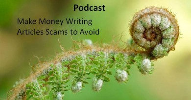 Make Money Writing Articles Scams to Avoid