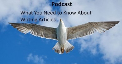 What You Need to Know About Writing Articles