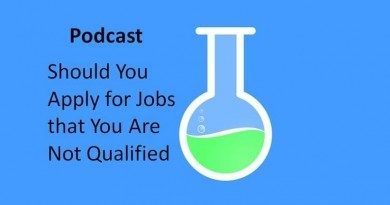 Should You Apply for Jobs that You Are Not Qualified.