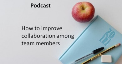 How to improve collaboration among team members