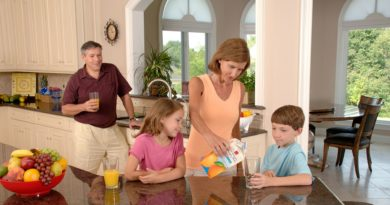 ideas to better family life