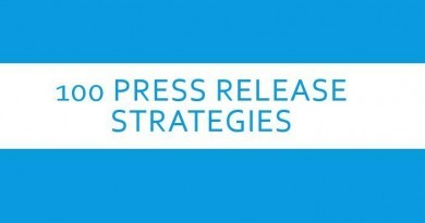 press release strategies